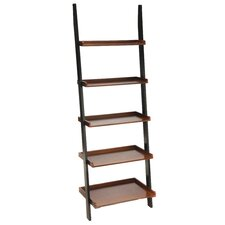 "Pelley Ladder 72"" Leaning Bookcase"