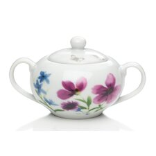 Lydia Sugar Bowl with Lid