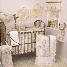 Lollipops & Roses 8 Piece Crib Bedding Set
