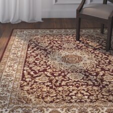 Sweetbriar Red Area Rug