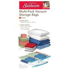 Plastic Vacuum Bag (Set of 3)