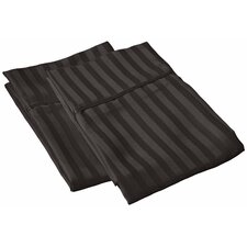 Sheatown Microfiber Stripe Pillowcase (Set of 2)