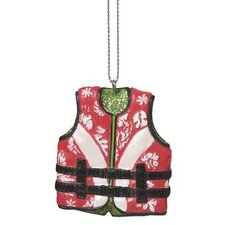 Life Jacket Ornament
