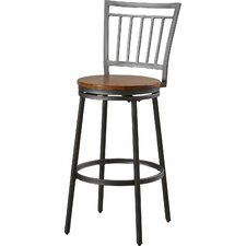 "Aman 30"" Swivel Bar Stool"