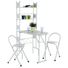 Jonathan 3 Piece Bar Table Set