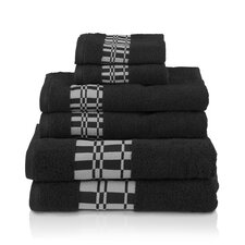 Larissa 6 Piece Towel Set