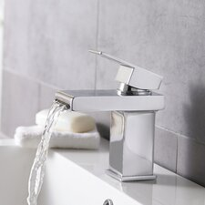 Strike Waterfall Monobloc Basin Mixer