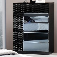 Manhattan 6 Drawer Chest by Global Furniture USA