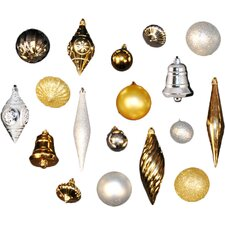 90 Piece Ornament Set