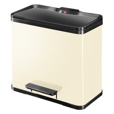 Hailo Öko duo Plus 30L Step-On Bin