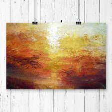 'Sun' by J.M.W. Turner Painting Print