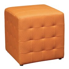 Detour Cube Ottoman by Mercury Row