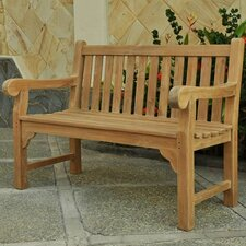 Queensbury Teak Bench