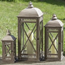 Pauline Table Top Torch Set