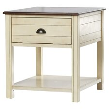 Chesapeake End Table by Beachcrest Home