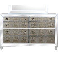 Ponti 8 Drawer Standard Dresser by Mercer41™