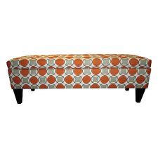 Regis Traditional Fabric Storage Bedroom Bench by Red Barrel Studio