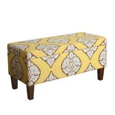 Luna Upholstered Storage Bench by Zipcode Design