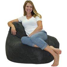 Corduroy Bean Bag Chair by Zipcode Design