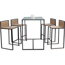 Brose 5 Piece Dining Set