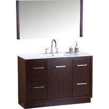 """48"""" Single Sink Vanity Set"""