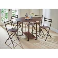 Stowaway Dining Table and 4 Chairs