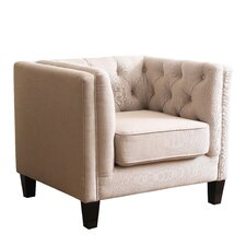Roswell Barrel Chair by Darby Home Co