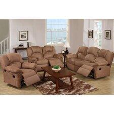 Johnson Motion 3 Piece Living Room Set