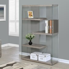 60 Etagere Bookcase by Monarch Specialties Inc.
