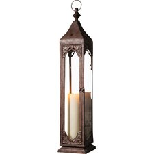 Lantern in Brown