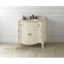 Bordeaux 36 Single Bathroom Vanity Set by Ronbow