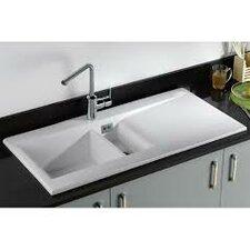 101cm x 51cm Gourmet Dream Kitchen Sink