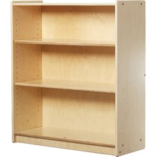 "Contender Baltic 34"" Standard Bookcase"