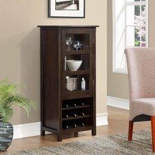 Avalon Bar with Wine Storage