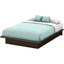 Back Bay Platform Bed