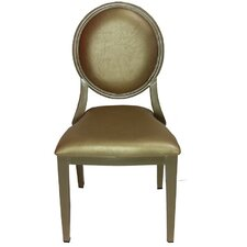 Louis Side Chair by ESSENTIAL DÉCOR & BEYOND, INC