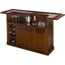 Danton Bar with Wine Storage