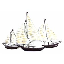 Wanddekoration Sailing Yachts
