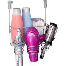Wayfair Basics Over the Cabinet Hair Tools Holder
