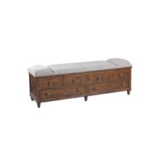 Hopkinsville Upholstered Storage Entryway Bench by Darby Home Co