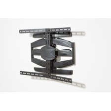 """Multi Action TV Bracket for Curved TV Articulating Universal Wall Mount for 32""""-65"""" Flat Panel Screens"""