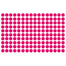 Polka Dot Wall Decal (Set of 150)