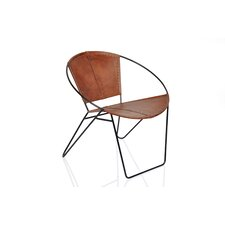 Leather Chair by Fashion N You by Horizon Interseas