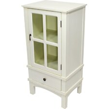 Alston 1 Drawer Accent Cabinet by August Grove