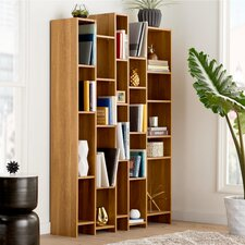 Jaimes 71 Accent Shelves Bookcase by Mercury Row