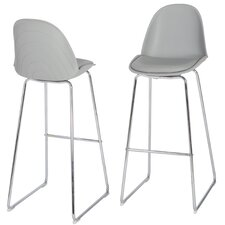 "Courtdale 32.35"" Bar Stool (Set of 2)"