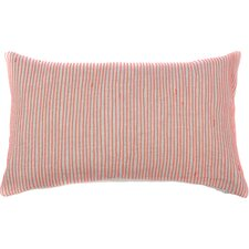 Neon Lines Cotton Lumbar Pillow