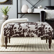 Jaden Tufted Cocktail Ottoman by 17 Stories