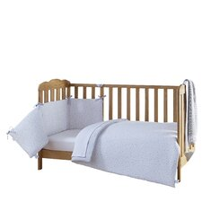 Stars and Stripes 2-Piece Cot Bedding Set