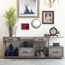 Babbitt Console Table by Design Tree Home